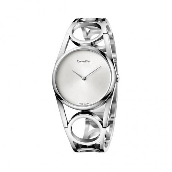 Stříbrné Calvin Klein dámské hodinky
