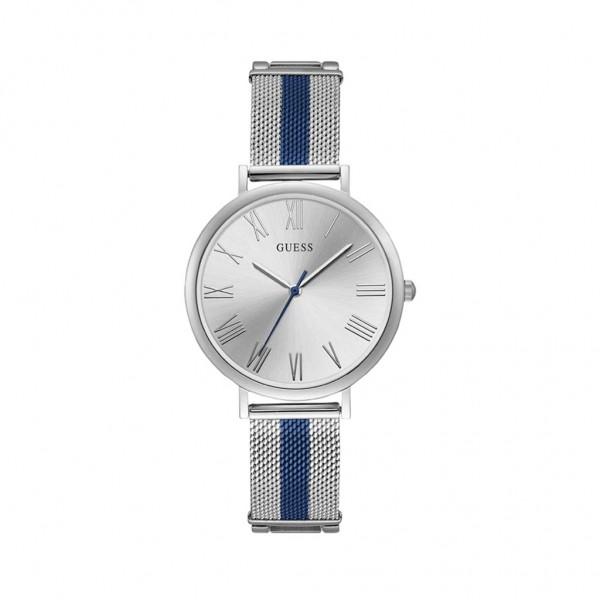 Dámské stříbrné Guess hodinky