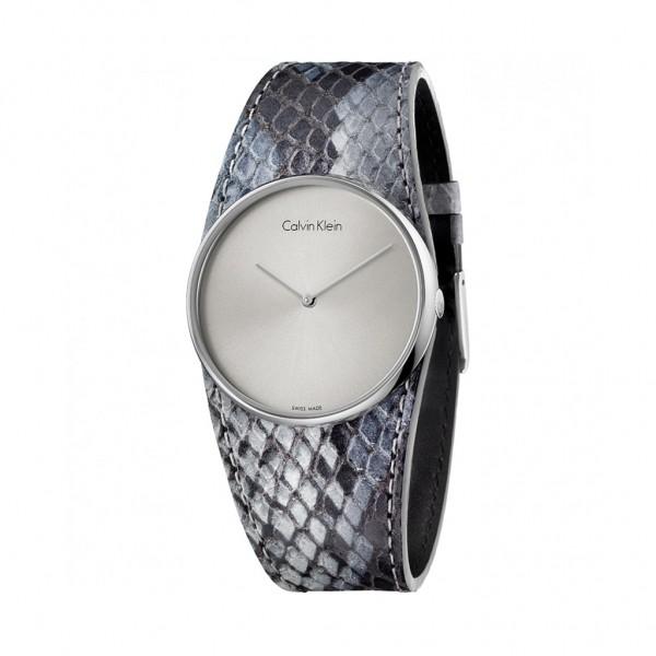 Calvin Klein dámské hodinky hadí motiv