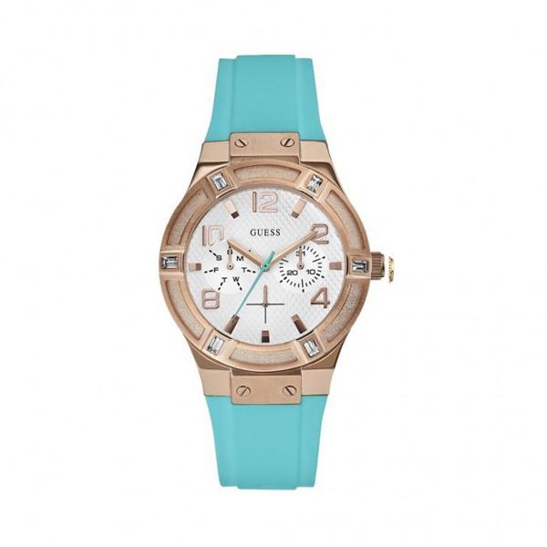 Guess dámské modré hodinky