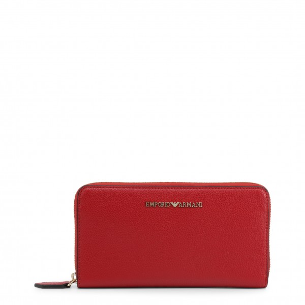 Dámská peněženka Emporio Armani červená