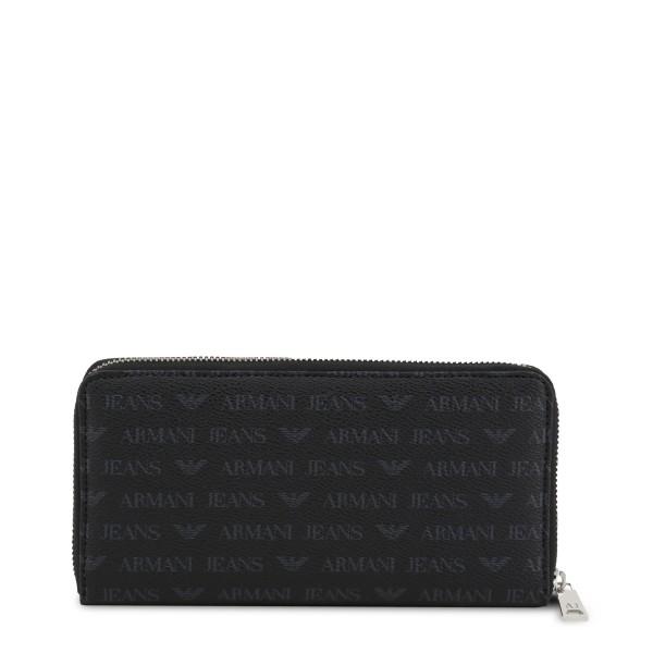 Černá peněženka Armani Jeans unisex
