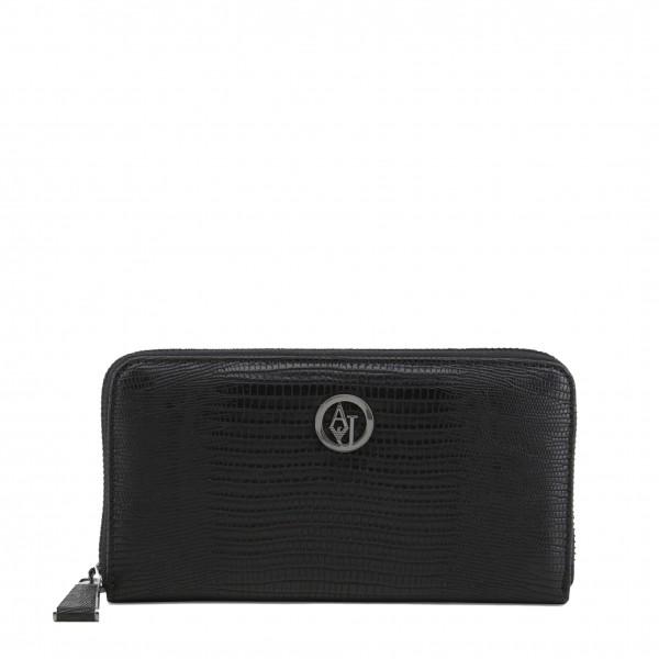 Moderní peněženka Armani Jeans černá dámská
