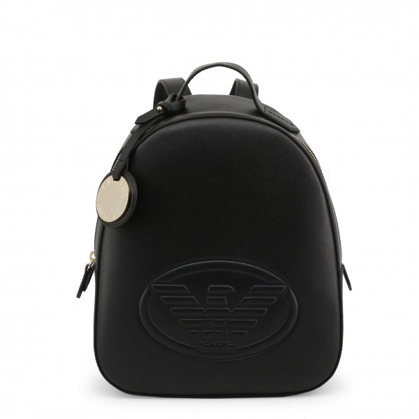 Dámský černý batoh Emporio Armani