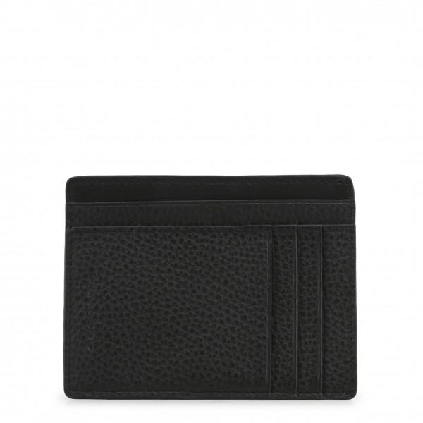 Kožená peněženka Piquadro pánská černá