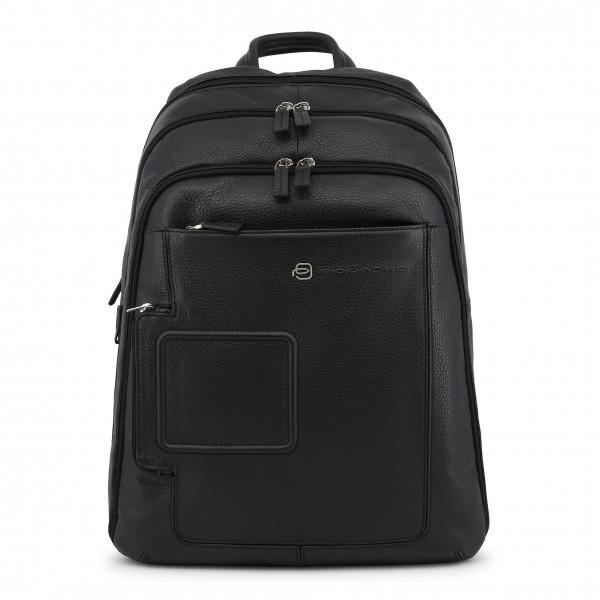 Pánský černý Piquadro batoh
