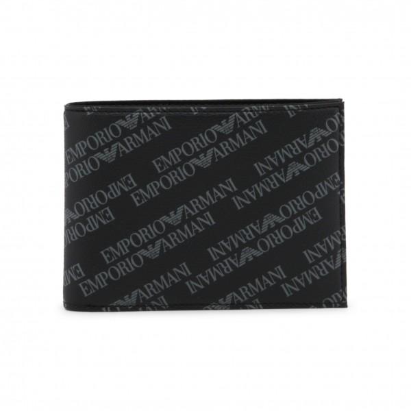 Emporio Armani černá pánská peněženka