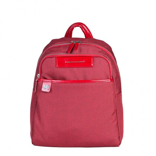 Pánský batoh Piquadro červený