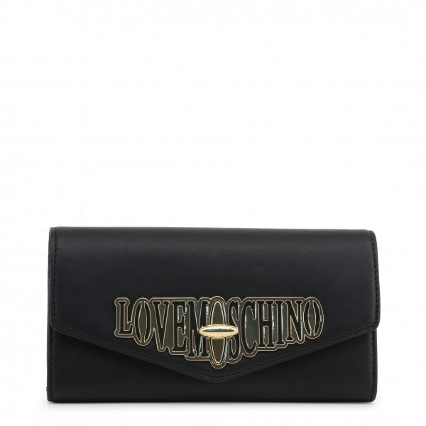 Psaníčko Love Moschino dámské černé