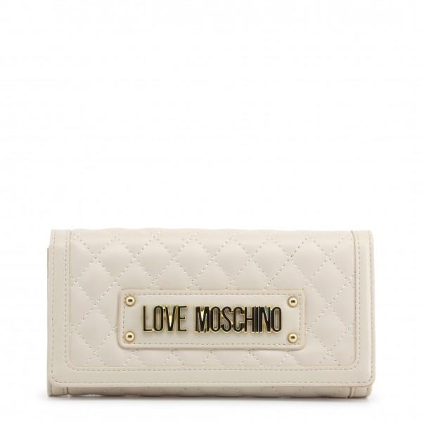 Bílé dámské Love Moschino psaníčko