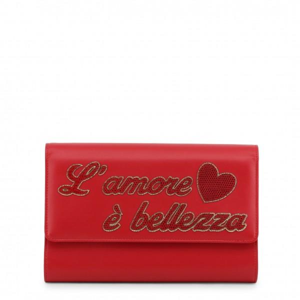 Dámské psaníčko Dolce&Gabbana červené