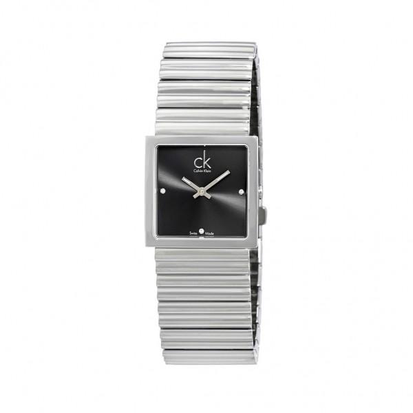Dámské stříbrné Calvin Klein hodinky