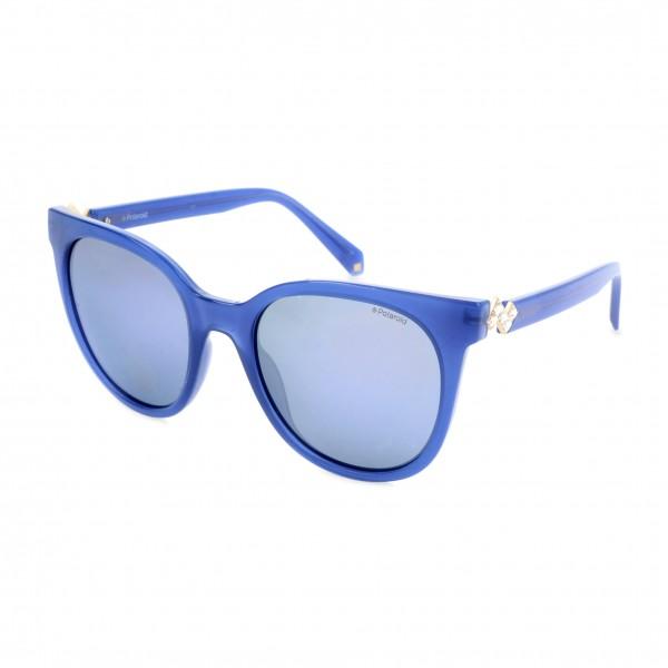 Modré Polaroid dámské sluneční brýle
