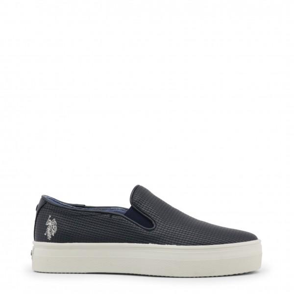 U.S. Polo Assn. modré dámské boty