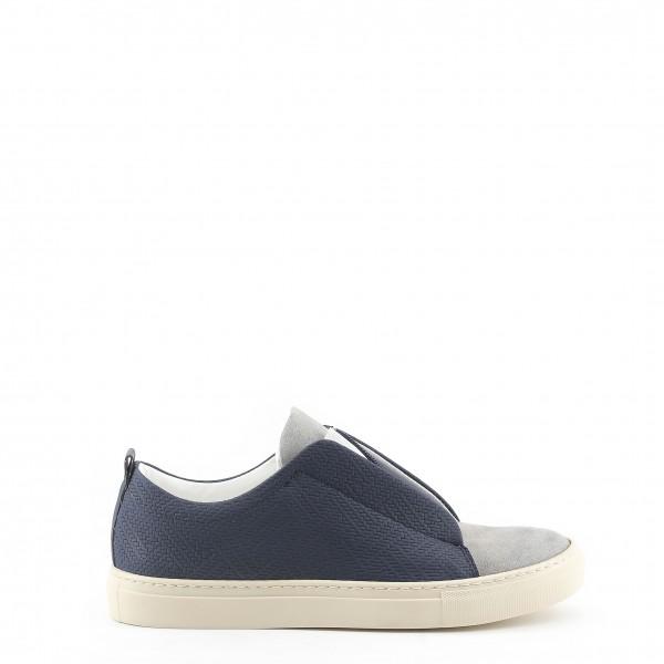 Pánské modré boty Made in Italia