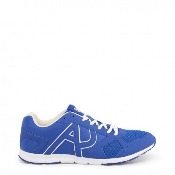 Modré Armani Jeans pánské tenisky