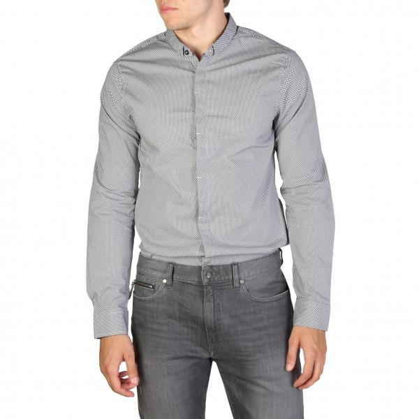 Pánská Armani Exchange modrá košile
