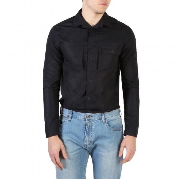 Armani Jeans pánská modrá (navy) košile