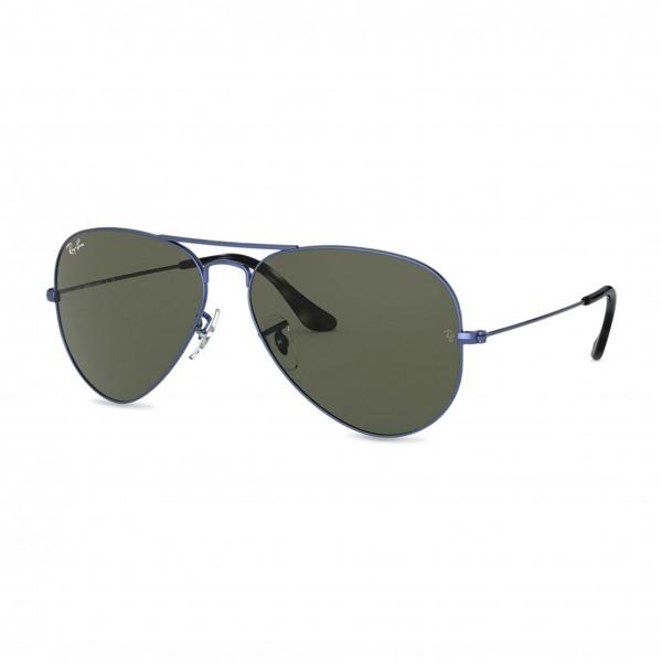 Unisex sluneční brýle Ray-Ban modré