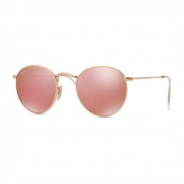 Zlaté Ray-Ban sluneční brýle unisex