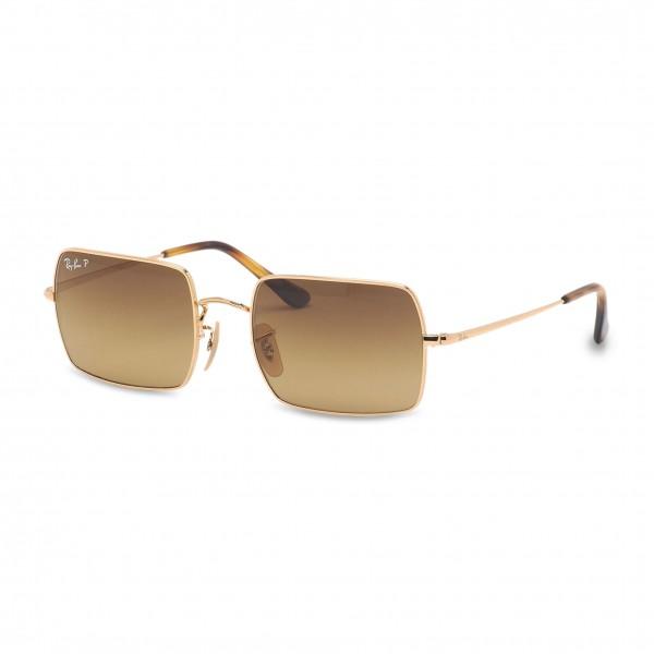 Ray-Ban zlaté sluneční brýle unisex