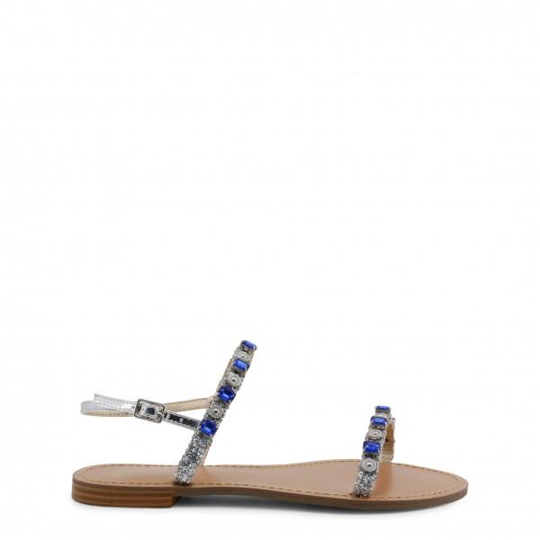 Dámské sandálky Versace Jeans šedé
