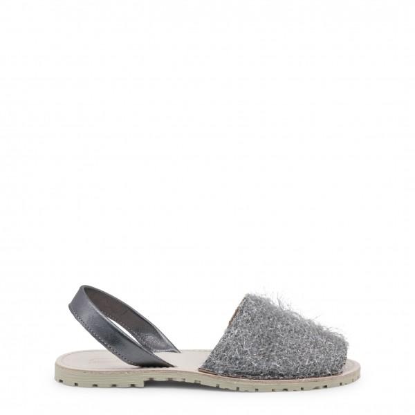 Dámské šedé sandálky Ana Lublin GISELA
