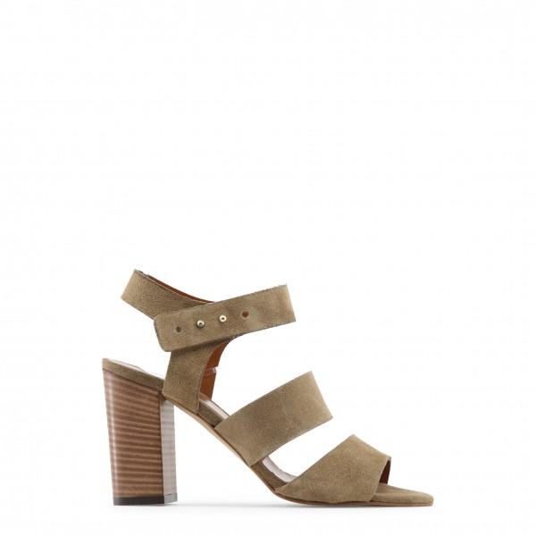 Béžové dámské boty Made in Italia TERESA
