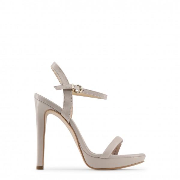 Béžové dámské boty Made in Italia MARCELLA
