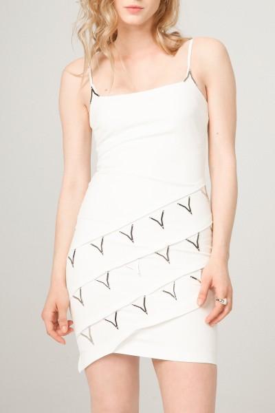 Dámské bílé Fontana šaty
