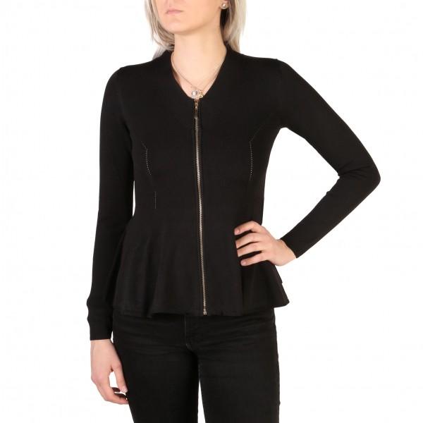 Guess dámský černý svetr na zip