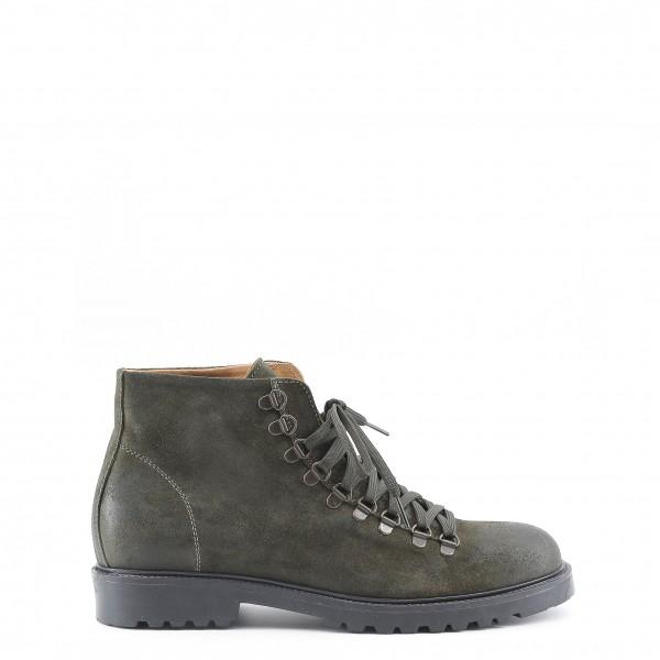 Pánské kotníkové boty zelené Made in Italia FERDINANDO