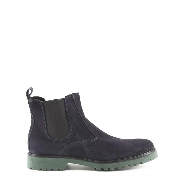 Modré pánské kotníkové boty Made in Italia FILIPPO