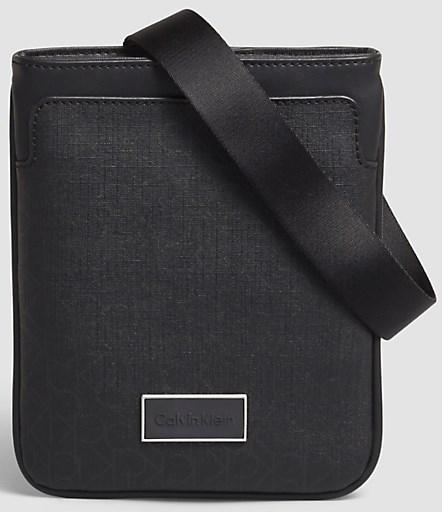 Pánská černá crossbody taška Calvin Klein