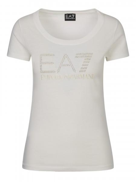 Dámské triko Empori Armani bílá