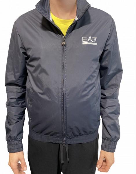 Pánská sportovní šusťáková bunda Emporio Armani, Navy
