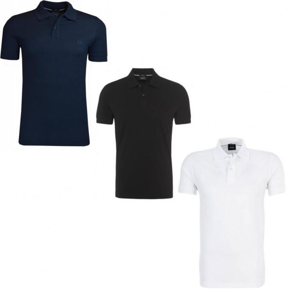 Polo Hugo Boss, 3pack - bílá, černá, navy
