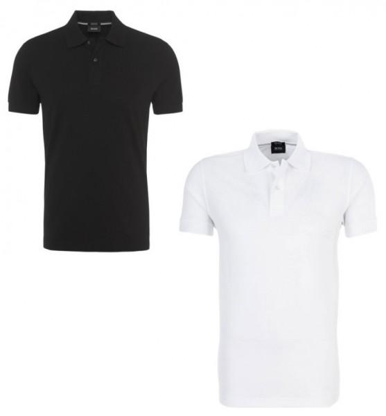 Polo Hugo Boss, 2pack - bílá, černá