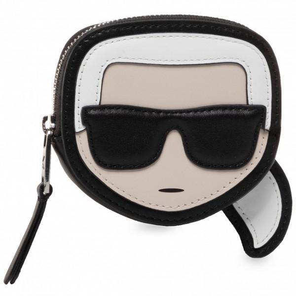 Kožená peněženka Karl Lagerfeld