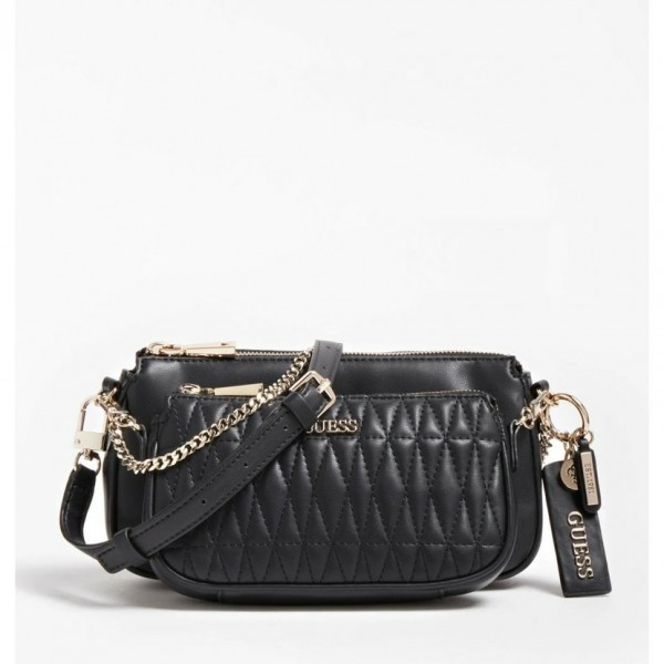 Dámská stylová kabelka GUESS, černá