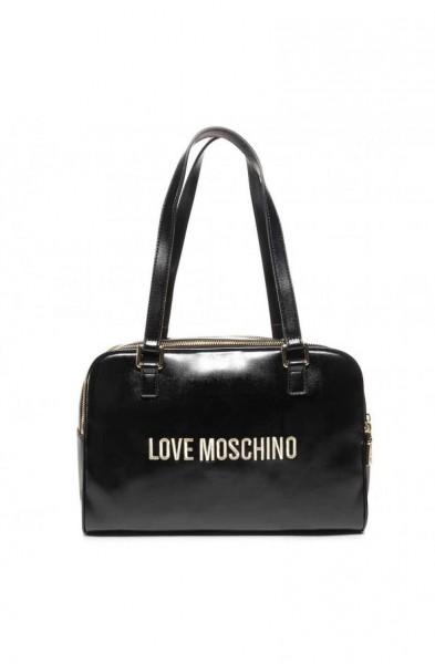 Dámská kabelka LOVE MOSCHINO, černá