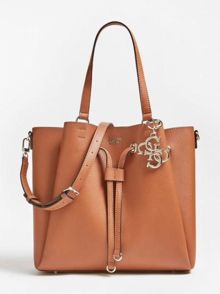 Dámská kabelka GUESS, hnědá