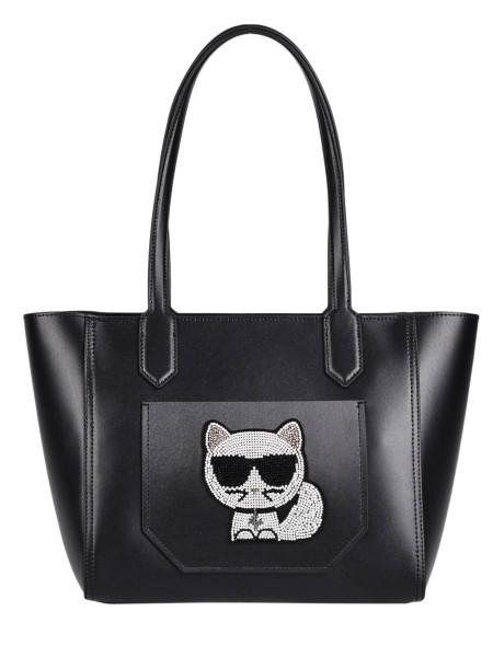 Dámská černá kabelka Karl Lagerfeld