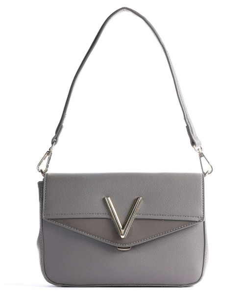 Valentino kabelka MACROPLAZA, šedá